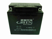 Green brand baterias para motocicletas chinas/batteries/12n5-3b motorcycle battery