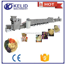 Automatic Industrial Instant Noodle Making Machine with Square Round Shapes