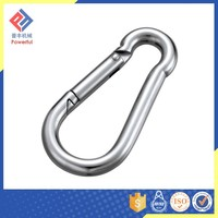 DIN 5299 C Metal Safety Spring Snap Hook