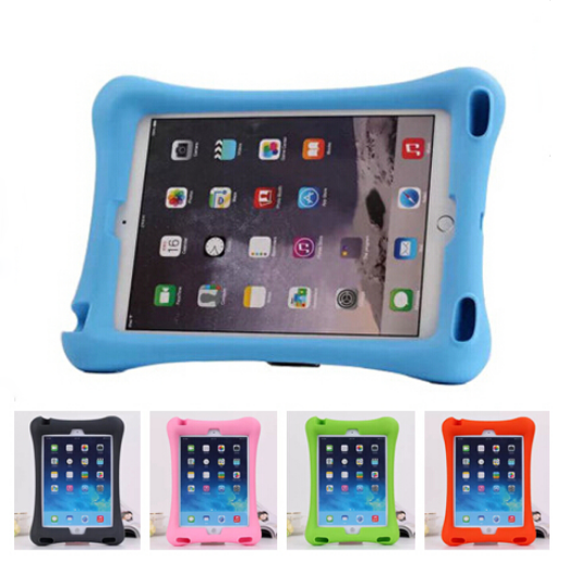 Kids Shockproof Soft Silicone Case Cover for ipad Air 2