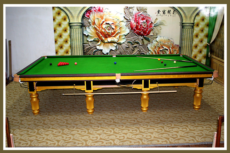 Cheap Price for Professional billiard snooker table