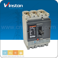 Accept Paypal Automatic Transfer Switch MCCB NS 160 Amp Circuit Breakers Types