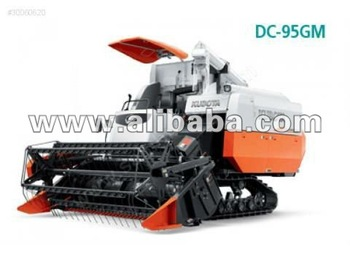 KUBOTA DC-95GM PLUS RICE HARVESTER