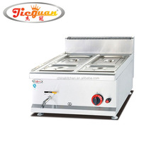2015 New Type LPG Gas Hot Bain Marie for Sale GH-584