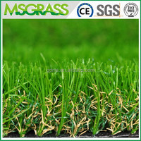 CE ISO SGS Approved holland Natural Landscaping artificial turf&artifical grass&synthetic turf grass for Garden Made in China