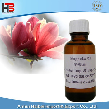 Organic Magnolia essential oil