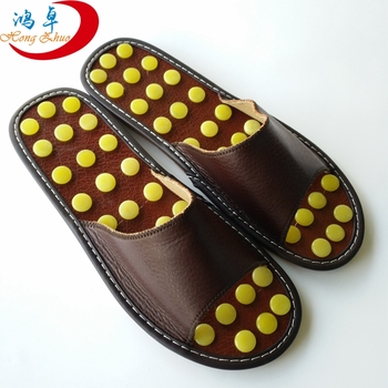 Slipper for foot massage Kneading Massage Shoes Foot Massager Shoes