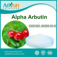 Factory Supply Bearberry Extract Alpha Arbutin Powde / Alpha Arbutin