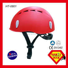 Light PP Mountain Climbing CE and UIAA Fall Arrest Manufacturer Helmet
