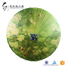 Wholesale Personlized Paper Parasol/Umbrella for Wedding or Decoration