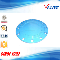 Ductile iron fittings blank flange blind flange
