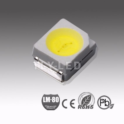 smd led diodes 4-pin led smd 3528 7-8LM