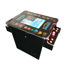 Galaxian themed Cocktail Table Top Machine - 60 Retro Games, Pacman, Donkey Kong, Dig Dug