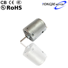 YDBR360/365SH high voltage water pump motor_high torque water pump motor_low noise long-life miniature permanent magnet DC motor
