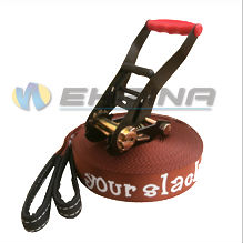 2013 hot sell aerobic sport ,15M and 25M slackline for youngman