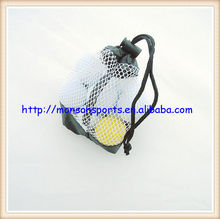 portable mesh bag golf balls lightweight ball bag