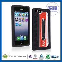 New Arrivals Case Mobile Phone Case for iphone 5 silicone bumper case