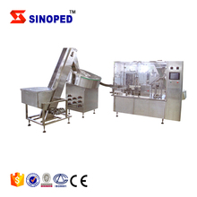 5-20ML pharmaceutical vials liquid filling machine in compact line for collagen liquid products