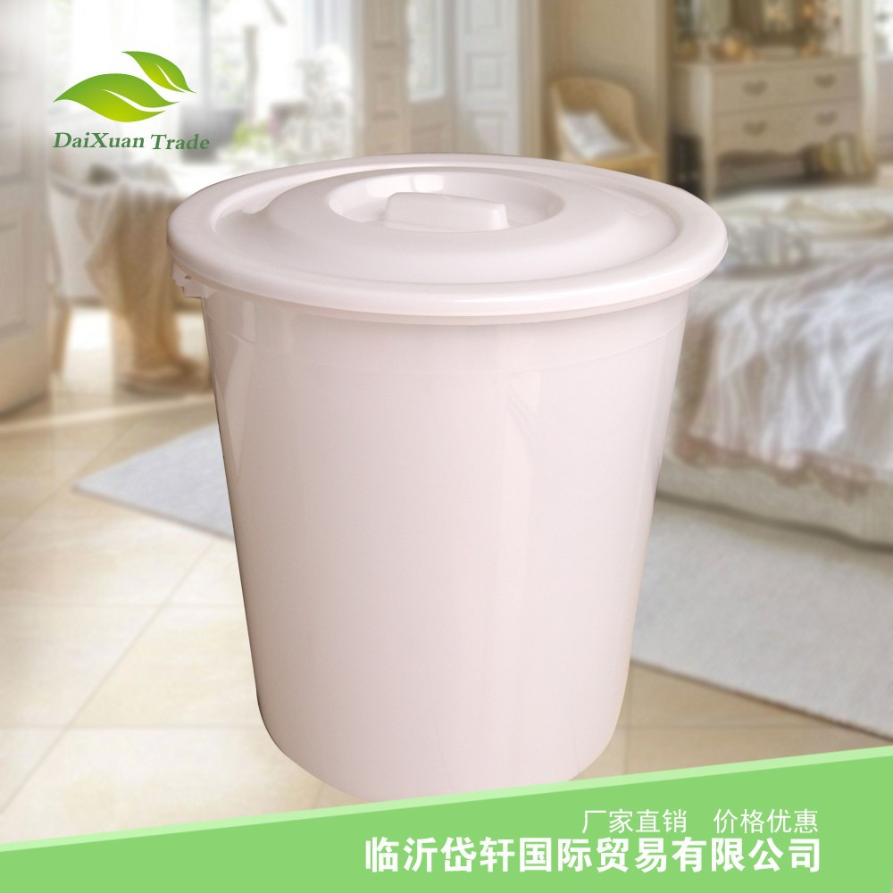 plastic waste bins garbage bin trash can A 007