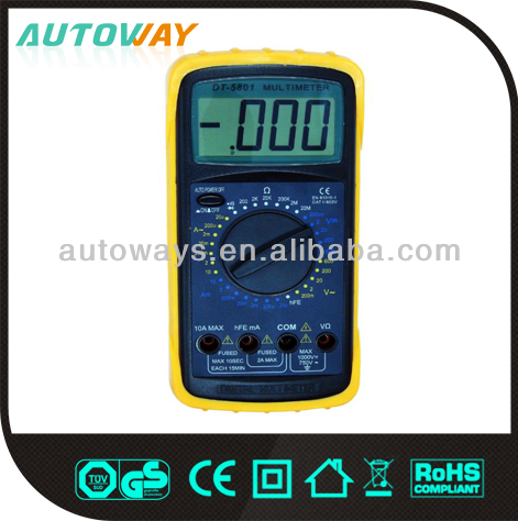 New and Hot Multimeter