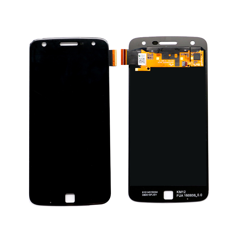 Smartphone LCDs For Moto <strong>Z</strong> Play LCD Screen Display Touch Screen Digitizer Assembly