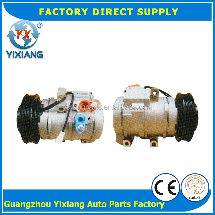 Factory Sale LC70-61-K00 120MM 6PK Clutch 10S17C Car Electric Air Conditioning Compressor For Mazda MPV