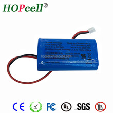 Rechargable li-ion battery 18650p 1865 li-ion 7.4v 3000mah battery