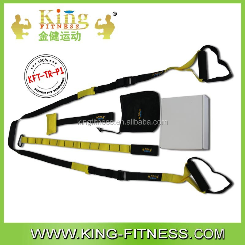 (FACTORY SUPPLY DIRECTLY!)suspension trainer,yoga belt,yoga trainer