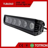 TOTRON Hot Sell Good Quality Sema Aapex Colorado Car Led Light Bar