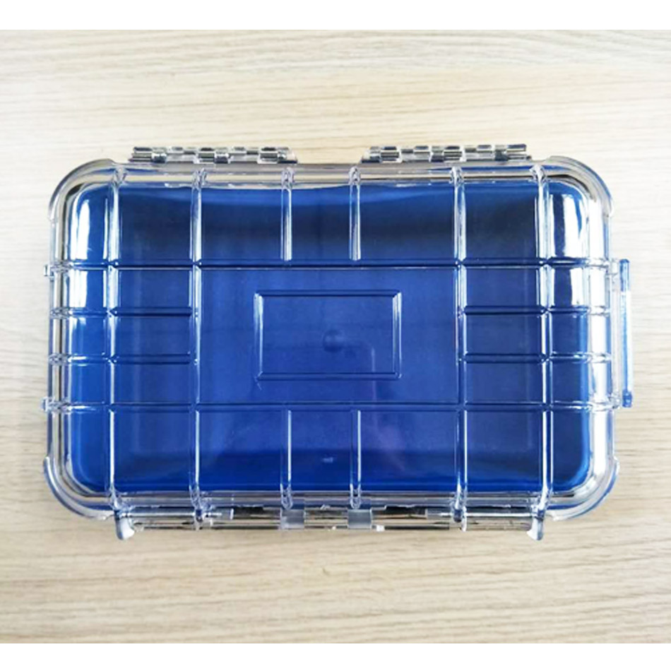 Small PP EVA material plastic waterproof box cases
