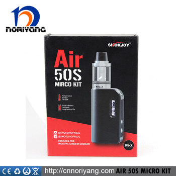 100% Genuine Smokjoy Air 50S Micro kit Alibaba Wholesale