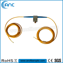 0-60dB Variable Attenuator with customized SC SCA LC FC E2000 connector