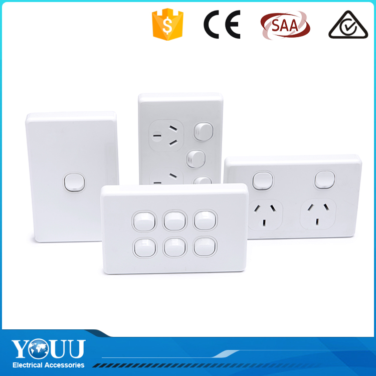 2016 new products australia 2 gang switch saa certificated for New home products 2016
