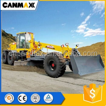 China Famous Brand High Efficiency High Quality New Motor Grader
