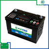 Low Price China Best Car Battery Wholesale 30H90 R/L SMF