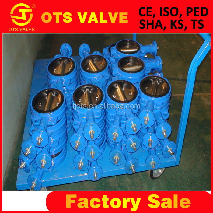 Bv-SY-492 water, oil, gas medium low pressure hand lever cast iron manual power butterfly valve faucets of oil valve