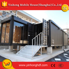 China Luxury Cheap Shipping Prefab Container Houses For Show Room/for Office/factory Price,Hot Selling