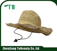 custom unisex straw hat