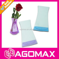 Cheap popular gift foldable pvc flower vase