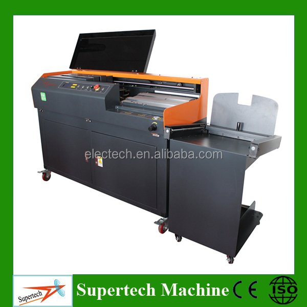 High Speed PUR Book Binding Machine, PUR perfect Book binding machine, EVA Book perfect glue binder