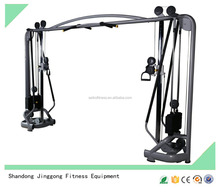 2016 hot sale Gym/ parallel bars outdoor fitness equipment/ crossover cable JG-1814
