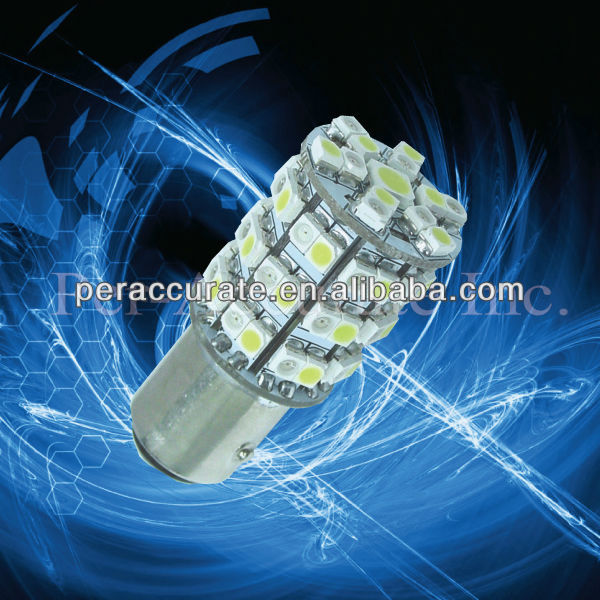 High Quality 1156 bulb lamp holder Car LED 1157 BAY15D 3020 5050 YELLOW White 2 Colors