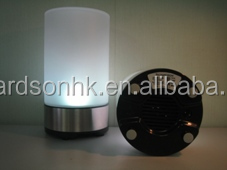 Rechargeable Bluetooth Speaker lamp(glass) RC-BS-A312