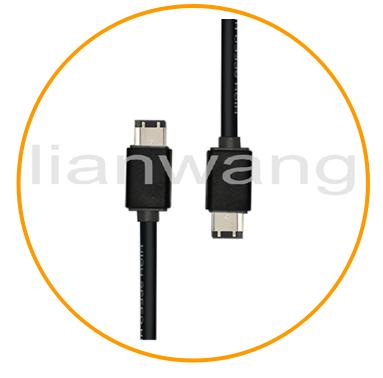 lianwang High Quality 6M/6M IEEE 1394 Firewire Cable