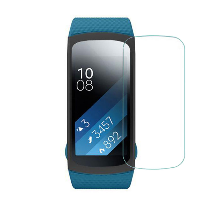 Anti-shock clear film shied guard screen protector for Samsung for gear fit 2