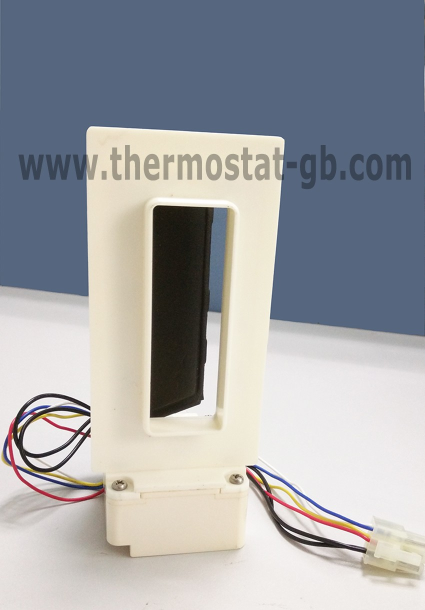 High Quality Automatic 12v dc Temperature Controlled Damper Thermostat for Refrigerator Parts