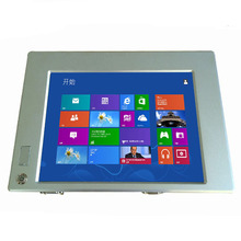 factory industrial panel pc price 12inch integrated touch screen all in one pc