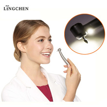 China High speed dental handpiece price with LED light turbine