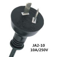 2 outlet power cord, 2 pin Power cord, iram power cord