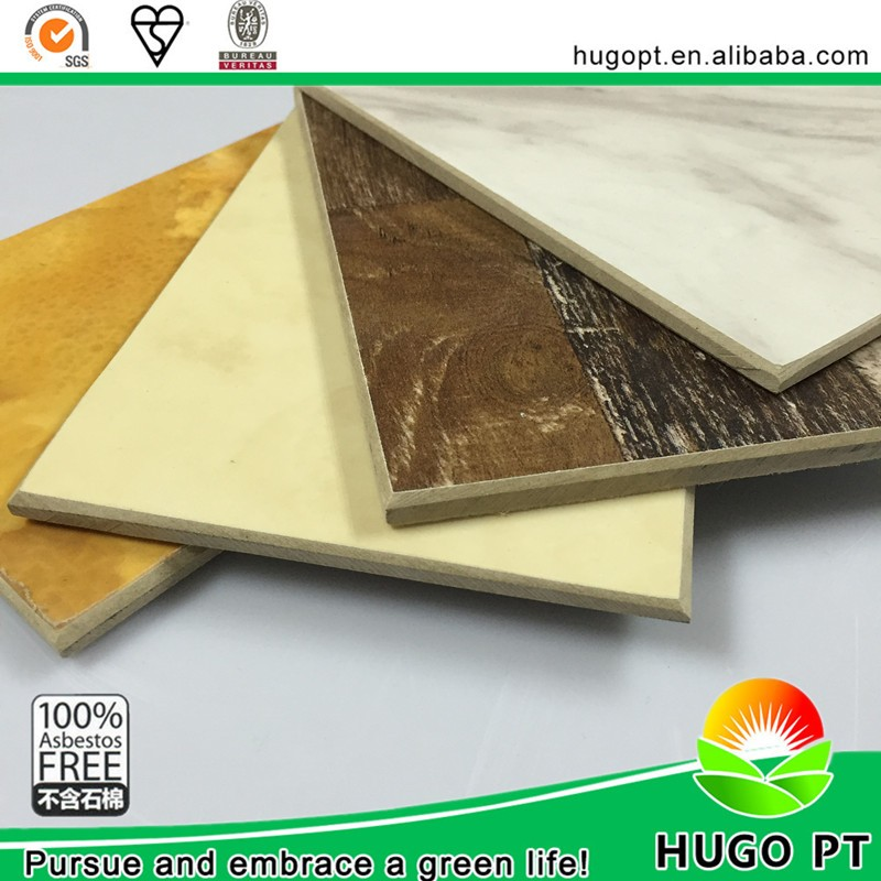 Fire resistant wall panel fiber cement board modern houses non asbestos 6mm